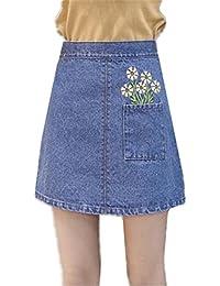8c73cedd5ae7d Suchergebnis auf Amazon.de für: College - Blau / Röcke / Damen ...