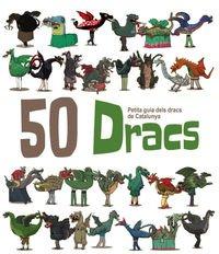 Expositor Cultura Popular - El Cep i la Nansa edicions: 50 Dracs. Volum 1: Petita Guia dels Dracs de Catalunya (Figures de Festa)