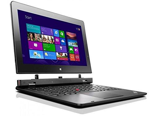 Lenovo ThinkPad Helix 2 Gen. Intel Core M-5Y71 8GB 240GB SSD Win10Pro UMTS 20CHS0GQ00 (Zertifiziert und Generalüberholt)