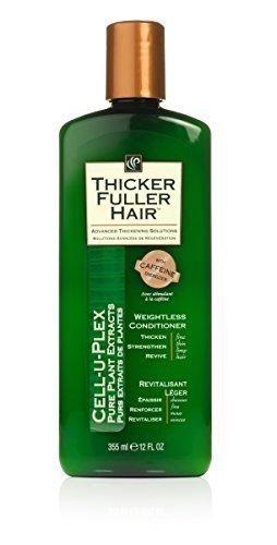 Après-shampooing avec stimulant à la caféine pour des cheveux plus épais sans alourdir 355 ml