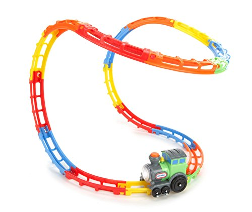 Tumble Train Little Tikes – Loopingbahn [UK Import]