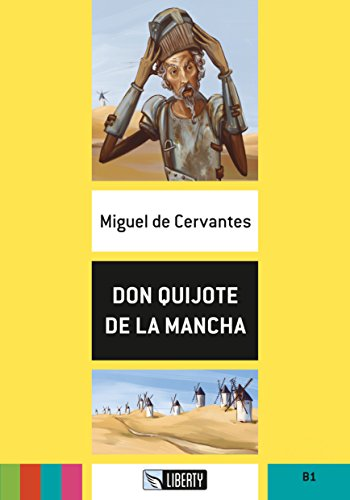 Don Quijote de la Mancha. B1. Con CD-Audio