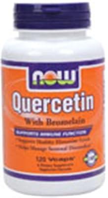 Quercetin & Bromelain 120 Vcaps