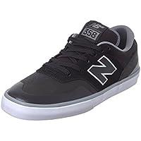 New Balance numérico Arto 358 Negro/Blanco Zapatos