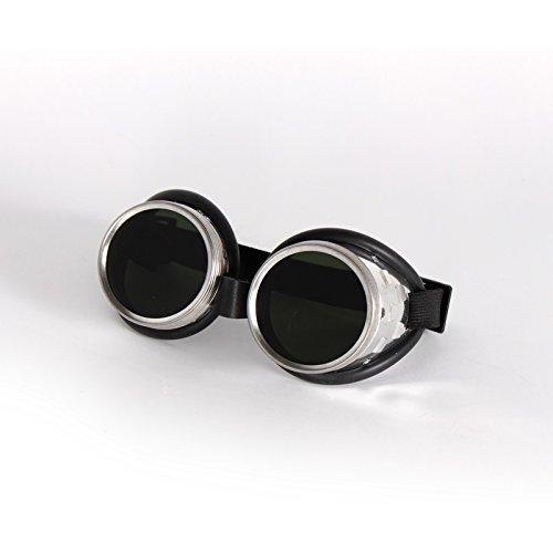 Schweißer Schraubringbrille Schweißerbrille Schutzbrille DIN, Schutzstufe:DIN - Macht Ein Minion Kostüm