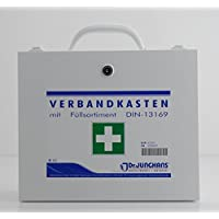 VERBANDKASTEN m.Füllung DIN 13169-E Metall 1 St preisvergleich bei billige-tabletten.eu