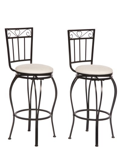 TMS Gabriella Pub Stool by Target Marketing Systems (Target-system)