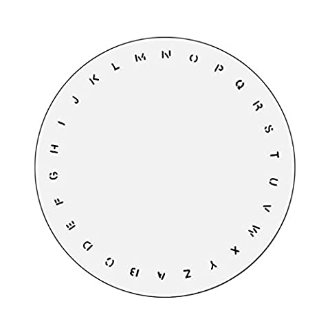 Nail Master Design Rad : Alphabet