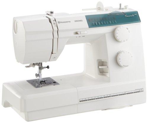Husqvarna Viking Emerald 118 - Máquina de coser