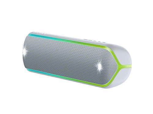 Sony SRS-XB32H - Altavoz inalámbrico portátil (Bluetooth, Extra Bass, diseño portátil, batería...