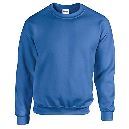 Heavy Blend Crewneck Sweatshirt - Farbe: Royal - Größe: L - Heavy Blend Crewneck Sweatshirt