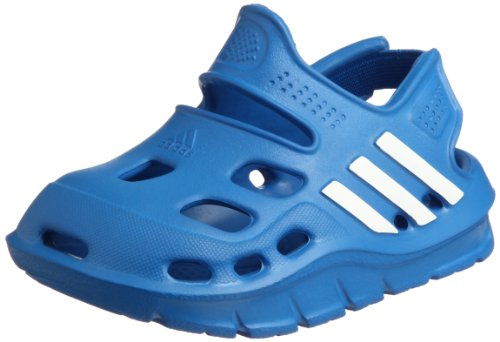 Adidas Varisol D67308 Baby Jungen Lauflernschuhe, Blau (Bahia Blue S14/Running White Ftw/Running White Ftw D67308), EU 23 (Sandalen Adidas Running)