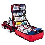 Notfallrucksack Profil rot gefüllt Modul A+B+O² 1 Liter