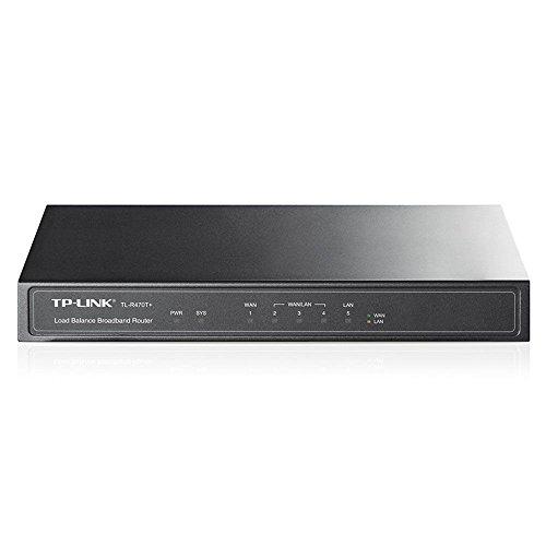 TP-LINK TL-R470T + v6.0 Router balancear carga banda