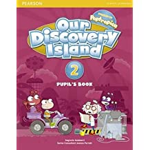 [(Our Discovery Island Level 2 Student's Book Plus Pin Code: 2)] [Author: Sagrario Salaberri] published on (February, 2012)