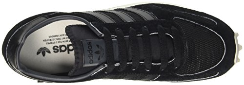 adidas la Trainer Og, Scarpe da Ginnastica Basse Uomo Nero (Core Black/core Black/dark Grey)