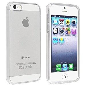 Silikonhülle für iPhone 5 5C 5S SE ultradünn Case Schutz