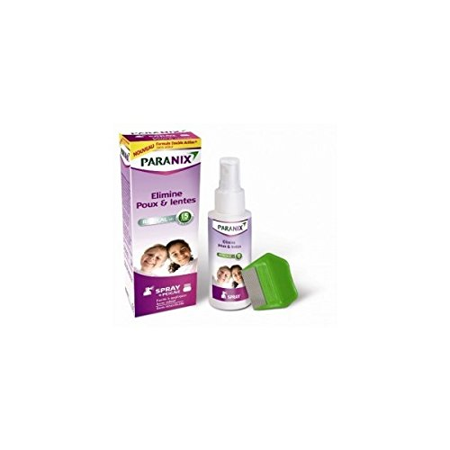 Paranix Radical Spray + Peigne