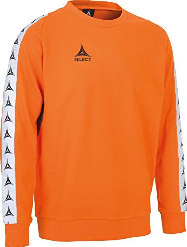 Select Sweatshirt Ultimate Unisex, XXXL, orange, 6287099666