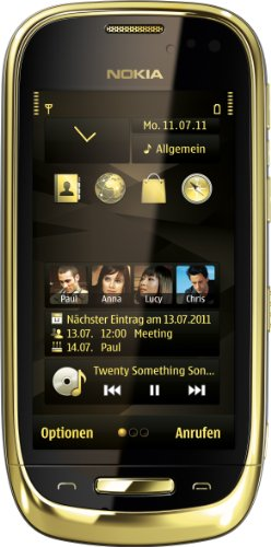 Nokia Oro Nero, Oro