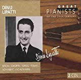 Songtexte von Dinu Lipatti - Great Pianists of the 20th Century, v. 65 - Dinu Lipatti