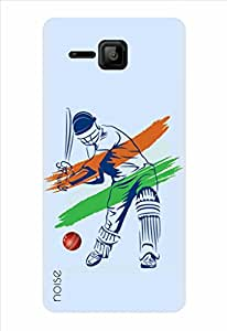 Designer Printed Mobile Back Cover & Case For Micromax Bolt S301 By Noise (CR-26)
