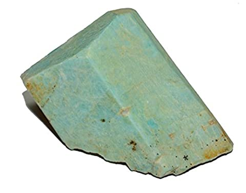 Amazonit Rohedelstein Kristall 637 karat