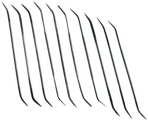 Toolusa 10pezzi 17,8cm Riffler file set con doppio file: f-01380