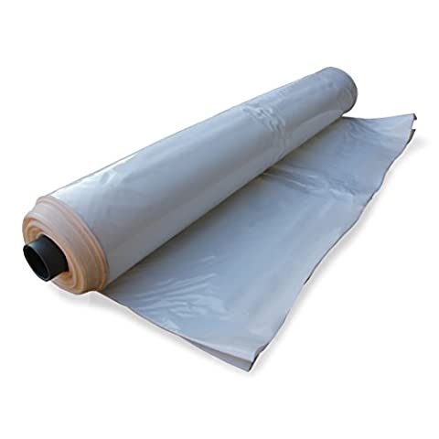 6m wide x 50m long, Shrink Wrap Roll, 180 micron