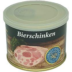 Bierschinken in der Dose, Metzgerei Widmayer