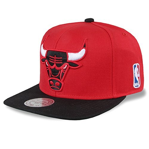 Mitchell & Ness Snapback Cap Chicago Bulls, Los Angeles Kings, Brookln Nets Heat Sharks UVM