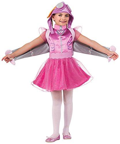 Paw Patrol Sky Kostüm - Rubies Skye Paw Patrol - Child,