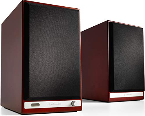 Audioengine HD6-CHR-230V-EU Lautsprecher rot