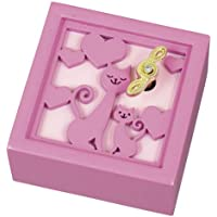 Preisvergleich für Eine h?lzerne Spieluhr Melodie (eine Liebe) cat G-6171P (Japan-Import)