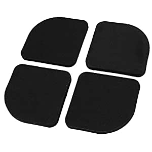 rondelle amortisseur pour machine laver de r frig rateur pads tapis antid rapant anti glisse 4. Black Bedroom Furniture Sets. Home Design Ideas