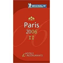 Paris : Hôtels & restaurants