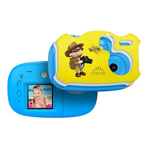 Mitlfuny Kinder Erwachsene Entwicklung Lernspielzeug Bildung Spielzeug Gute Geschenke,Mini HD 1080P Kinder Digital Video Kamera Kinder Geburtstag Spielzeug Geschenk + DIY Aufkleber