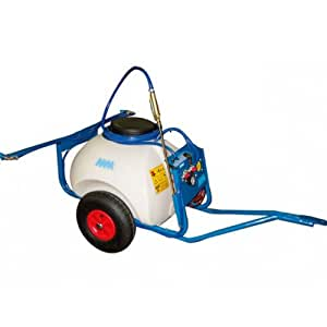 Pulvérisateur tracté electrique MM - 70 litres - Pour quad ou tracteur tondeuse autoportée