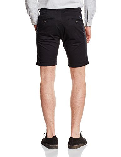Selected Herren  Shhparis Black St Shorts Schwarz (Black)