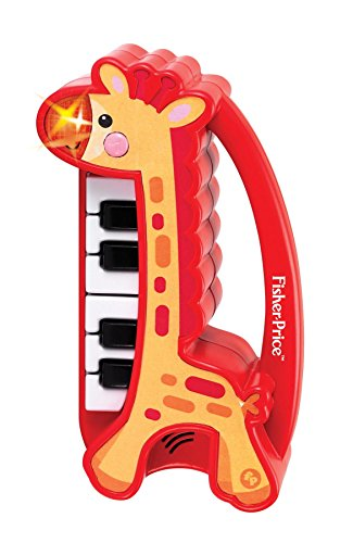 Fisher-Price KFP2131 My First real Piano (Fisher Price Spielzeug-instrumente)
