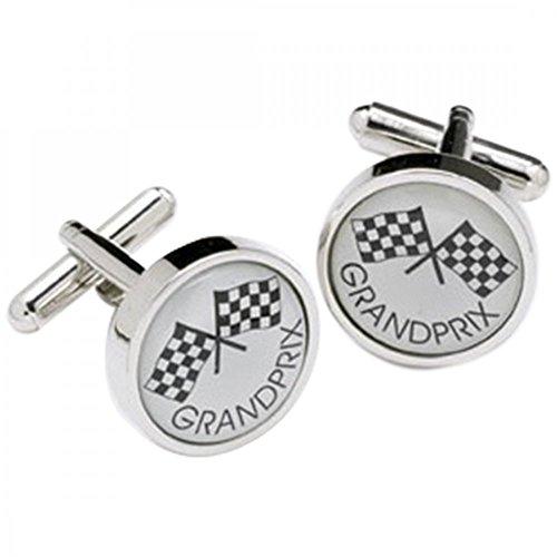 Grand Prix Gmc86 De Boutons De Manchettes