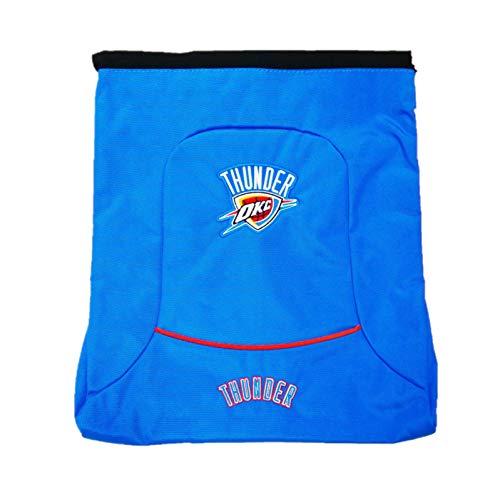 EDITORE Rucksack Coulisse Sportbeutel Playground NBA Thunder OKC ()