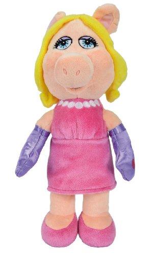 Simba-6315873616-Disney-Die-Muppets-Miss-Piggy-Plsch-25-cm