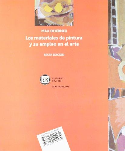 Los materiales de pintura y su empleo en el arte