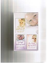 Jacky Newcomb: 3 book box set collection: An Angel Saved My Life, An Angel Held My Hand and An Angel by My Side  rrp £20.97