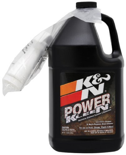 K&N 99-0635 Air Filter Cleaner - 1 Gallon by K&N - Kn Air Filter Cleaner