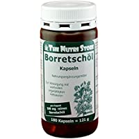 Borretschöl 500 mg pro Kapsel - 180 Stk.