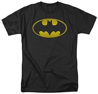 Batman T-Shirt - Vintage Logo T-Shirt M