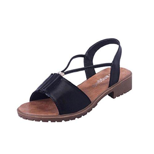 anglewolf-fashion-ladies-shoes-bohemia-flat-shoes-sandals-40-black