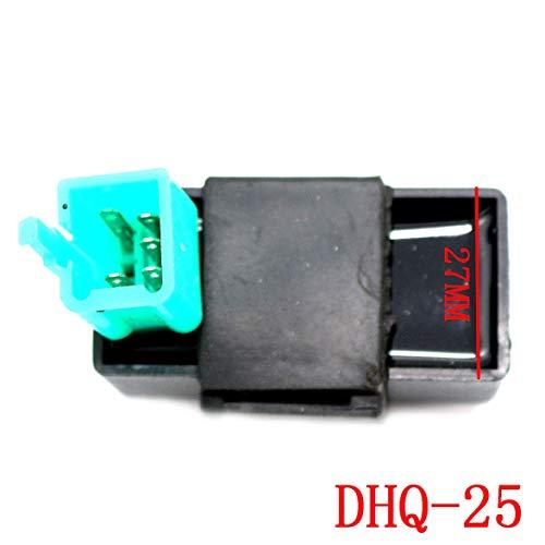 Kongqiabona 5 Pin Zündung CDI Einheit Für 50ccm 70ccm 90ccm 110ccm 125ccm Quad Dirt Bike ATV Buggy Portable Motorrad Modifikation Zubehör
